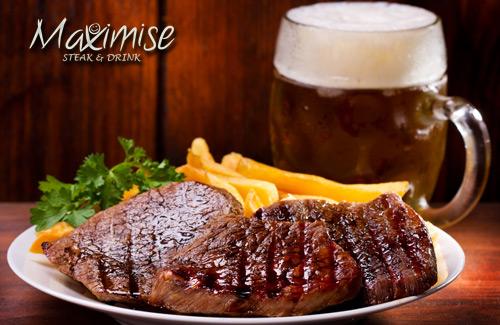 Steak Meal Stag Weekend Leeds