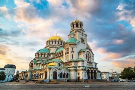 Enterrement de Vie de Garçon à Sofia