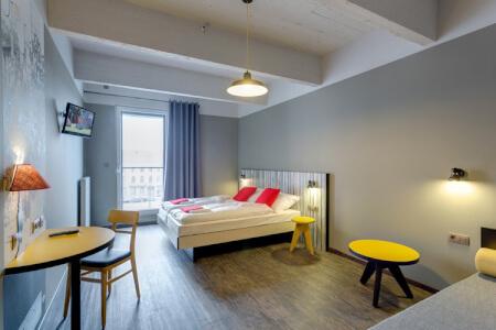 Hôtel à Bruxelles pour votre enterrement de vie de garçon avec Crazy EVG