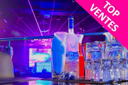 Enterrement de Vie de Garçon Biarritz Crazy EVG Boite et bouteille