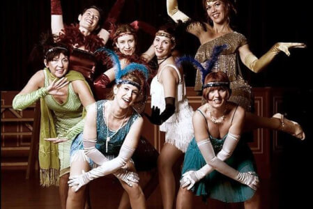 20s Dance Class for my Bristol Hen Party   Maximise Hen Weekends