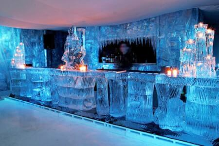 Ice Bar for my Amsterdam Hen Party | Maximise Hen Weekends