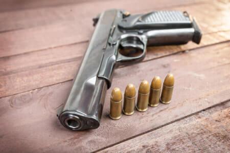 Schießen 1 Waffe für meinen JGA in Bucarest | Junggesellenabschied