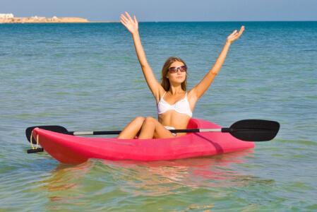 Kayak Tour for my Hvar Hen Party | Maximise Hen Weekends