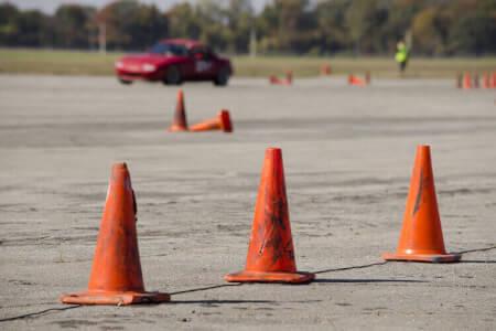 Dacia Rennfahren für meinen JGA in Bucarest | Junggesellenabschied
