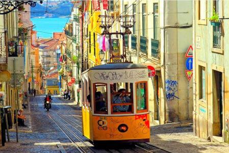 EVG à Lisbonne | Enterrement de vie de garçon