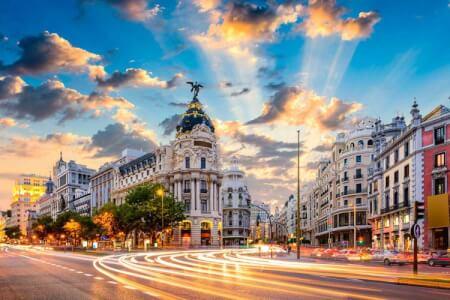 EVG à Madrid | Enterrement de vie de garçon