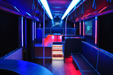 Party Bus for my Warsaw Stag Do   Maximise Stag Weekends