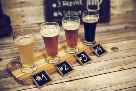 Beer Tasting for my Lisbonne Hen Party | Maximise Hen Weekends
