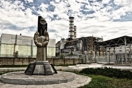 Journée Tchnernobyl pour mon EVG à Kiev