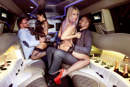 Escalade Limo Airport Transfer & Strip for my Cracovie Stag Do | Maximise Stag Weekends