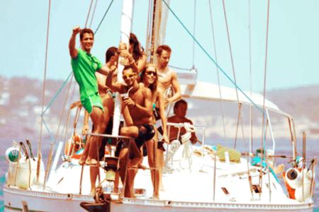 Sunset Boat Party pour mon EVG à Lisbonne | Enterrement de vie de garçon | idée enterrement de vie de garçon | activité enterrement de vie de garçon | idée evg | activité evg