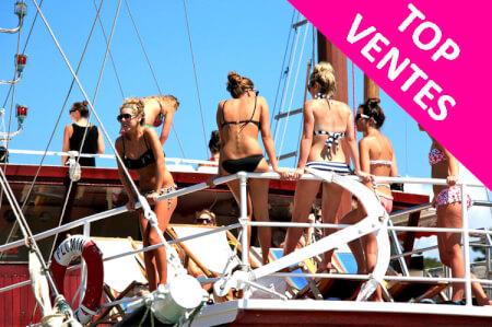 Boat Party pour mon EVJF à Malte   Enterrement de vie de jeune fille   idée evjf   idée enterrement de vie de jeune fille   activité evjf  activité enterrement de vie de jeune fille