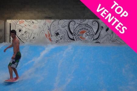 Surf indoor  pour mon EVG à Bordeaux | Enterrement de vie de garçon | idée enterrement de vie de garçon | activité enterrement de vie de garçon | idée evg | activité evg