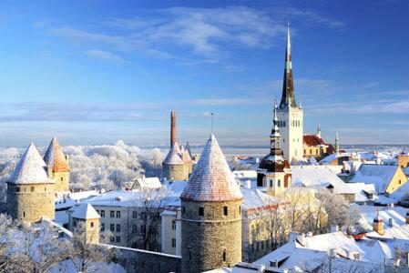 EVG à Tallinn | Enterrement de vie de garçon