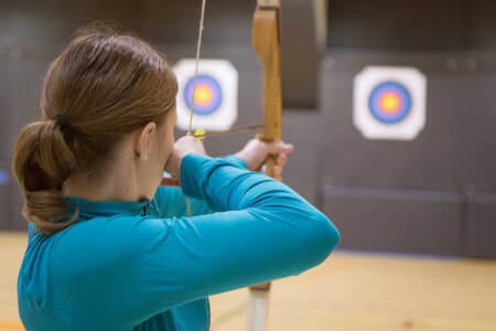 Archery for my Galway(Maximise) Hen Party | Maximise Hen Weekends