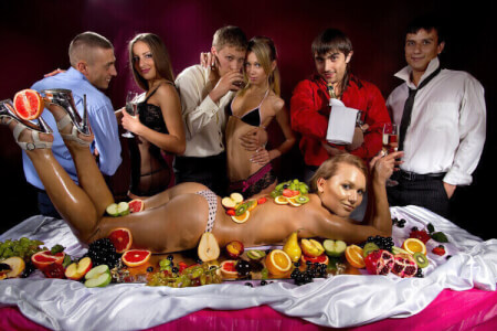 Dinner & Strip for my Kiev Stag Do | Maximise Stag Weekends