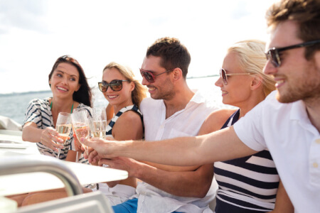 Private Yacht Cruise  for my Albufeira Stag Do | Maximise Stag Weekends