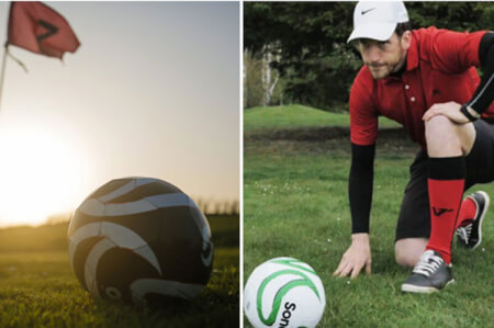 Footgolf Bristol for your maximise stag party