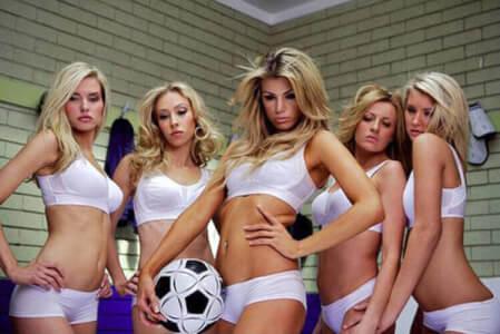 Sexy 5 gegen 5 Fußball für meinen JGA in Budapest | Junggesellenabschied