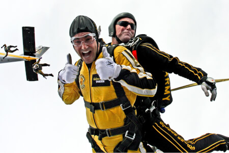 Tandem Skydive for my Hvar Stag Do | Maximise Stag Weekends