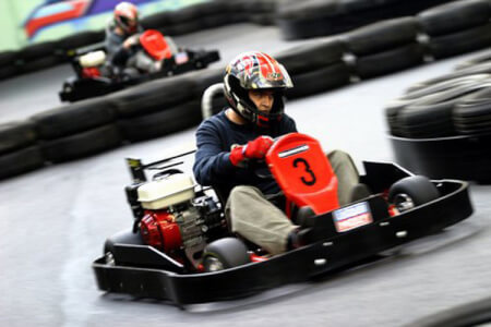 Indoor Karting  for my Albufeira Stag Do | Maximise Stag Weekends