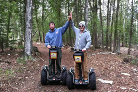 Mountain Segway Tour for my Benidorm Stag Do | Maximise Stag Weekends