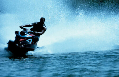 Jet Ski for my Gdansk Stag Do | Maximise Stag Weekends
