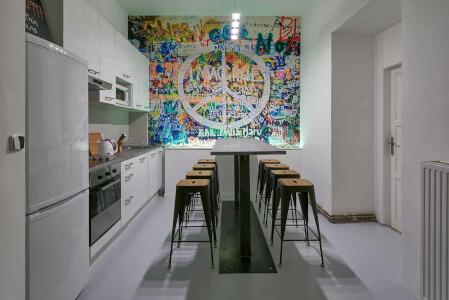 Crazy Appartement  für meinen JGA in Prague | Junggesellinnenabschied