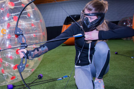 Combat Archery for my Munich Hen Party | Maximise Hen Weekends