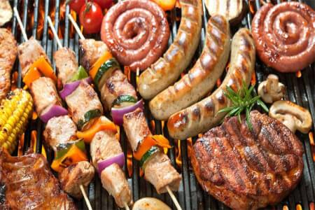 All You Can Eat BBQ for my Kiev Stag Do | Maximise Stag Weekends