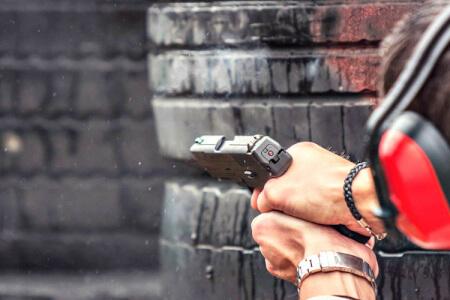 Shooting 3 Guns pour mon EVG à Vilnius | Enterrement de vie de garçon | idée enterrement de vie de garçon | activité enterrement de vie de garçon | idée evg | activité evg