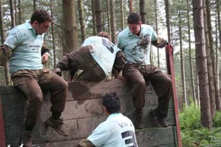 Assault Course for my Brighton Stag Do | Maximise Stag Weekends