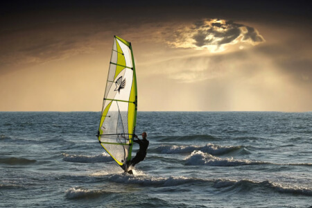 Wind Surfing  for my Hvar Stag Do | Maximise Stag Weekends