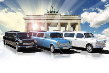 Trabi Limo Airport Transfer for my Berlin Hen Party | Maximise Hen Weekends