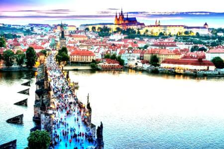 EVJF à Prague | Enterrement de vie de jeune fille