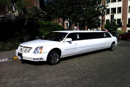 Cadillac Limousine à Bruxelles EVG