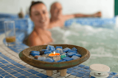 Spa Day for my Stuttgart Hen Party | Maximise Hen Weekends