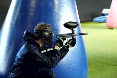 Indoor Paintball  for my Cologne Hen Party | Maximise Hen Weekends