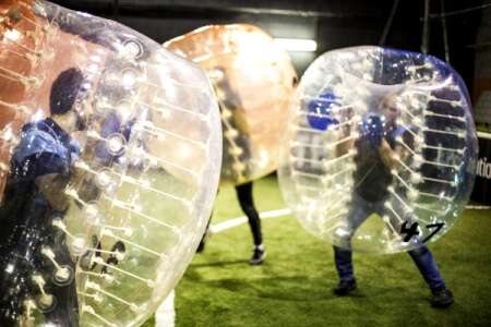 Bubble Football for my Albufeira Stag Do | Maximise Stag Weekends