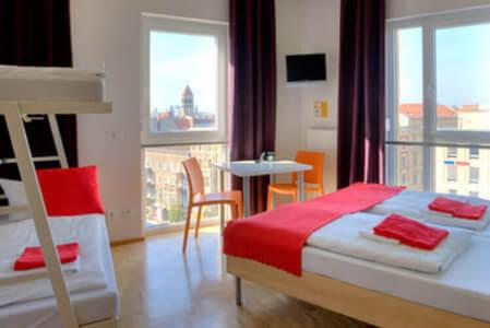Hostel für meinen JGA in Stuttgart | Junggesellenabschied