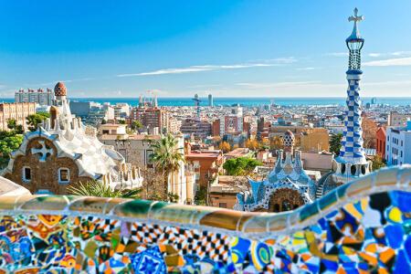 Barcelone pour mon séminaire | Voyage d'affaires | collègues | congrès | colloque | meeting | conférence