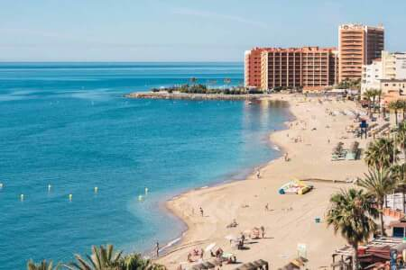 Benalmadena Hen Weekend | Maximise Hen Weekends