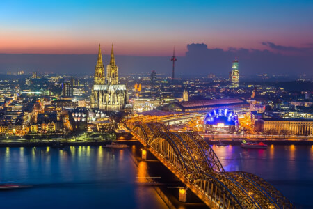 Cologne Hen Weekend | Maximise Hen Weekends