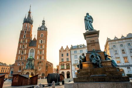Cracovie pour mon séminaire | Voyage d'affaires | collègues | congrès | colloque | meeting | conférence
