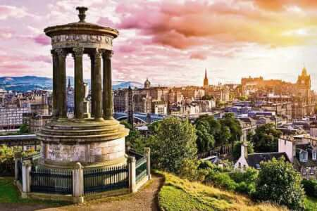 Edinburgh Hen Weekend | Maximise Hen Weekends
