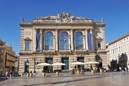 Montpellier pour mon séminaire | Voyage d'affaires | collègues | congrès | colloque | meeting | conférence