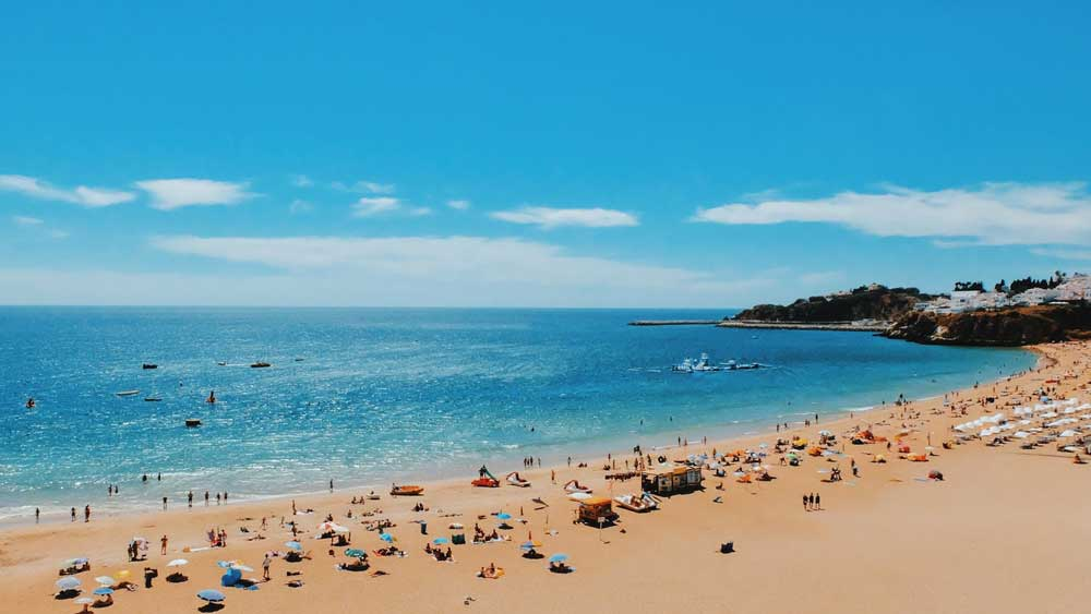 Sun, sea and epic stag do activities, nightlife and hotels for your stag party in the Algarve.