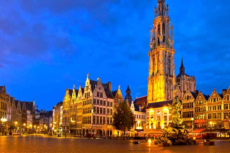 Build an epic Antwerp stag do from loads of ideas, activities, nightlife, hotels, pranks and more. Antwerp is a port city in Belgium and comes with plenty of that famous Belgian beer for your stag do.