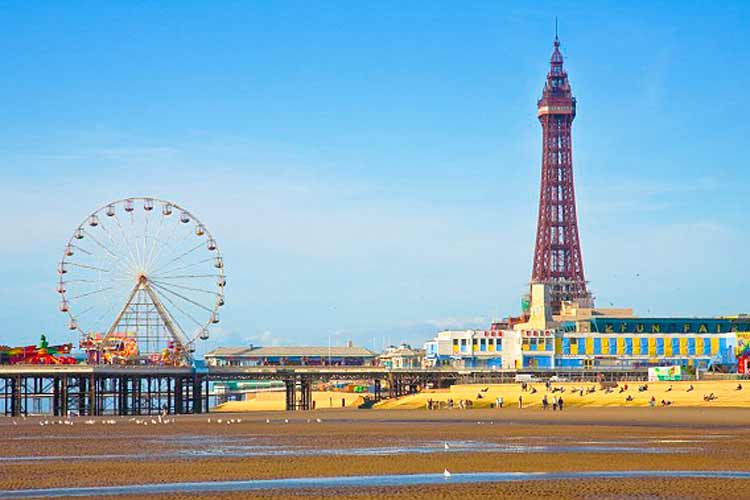 The original stag do destination and party hot spot, Blackpool won't be beaten for stag party mayhem, activities, nightlife and hotels.